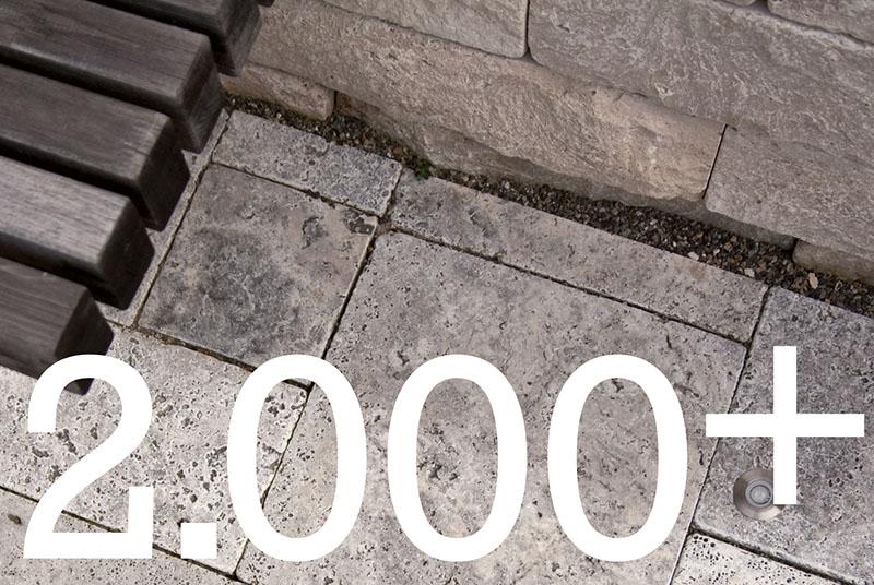 2.000+ Produkte